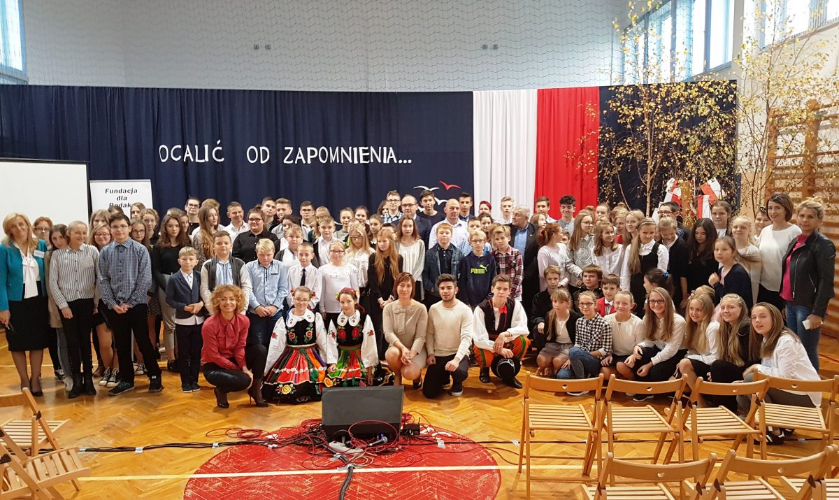 Żywa lekcja o polskich zesłańcach do Kazachstanu- Pierwsza taka na płockim Mazowszu