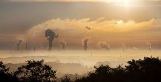 Ostrzeżenie – Zła jakość powietrza!