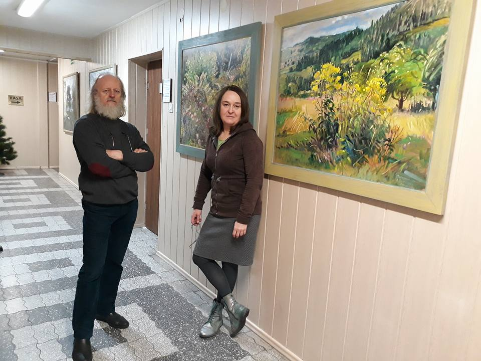 Urząd Gminy galerią sztuki