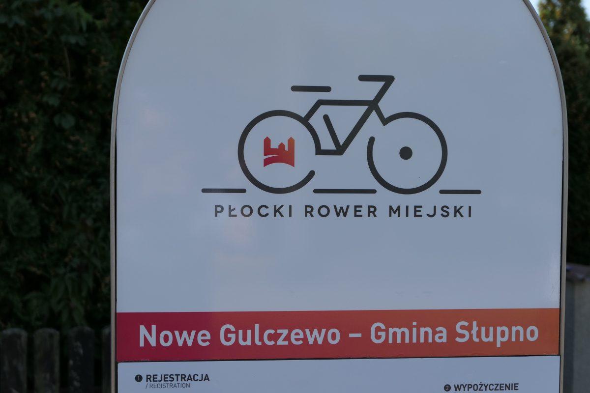Stacja Roweru Miejskiego już w gminie Słupno!