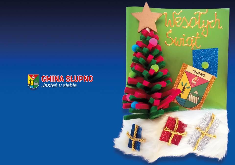 Gminna karta świąteczna wybrana