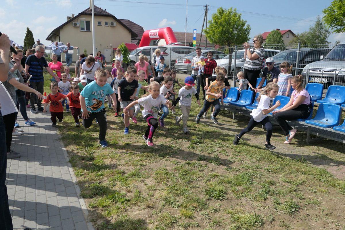 EKO-Bieg Wiosny w Cekanowie już za nami