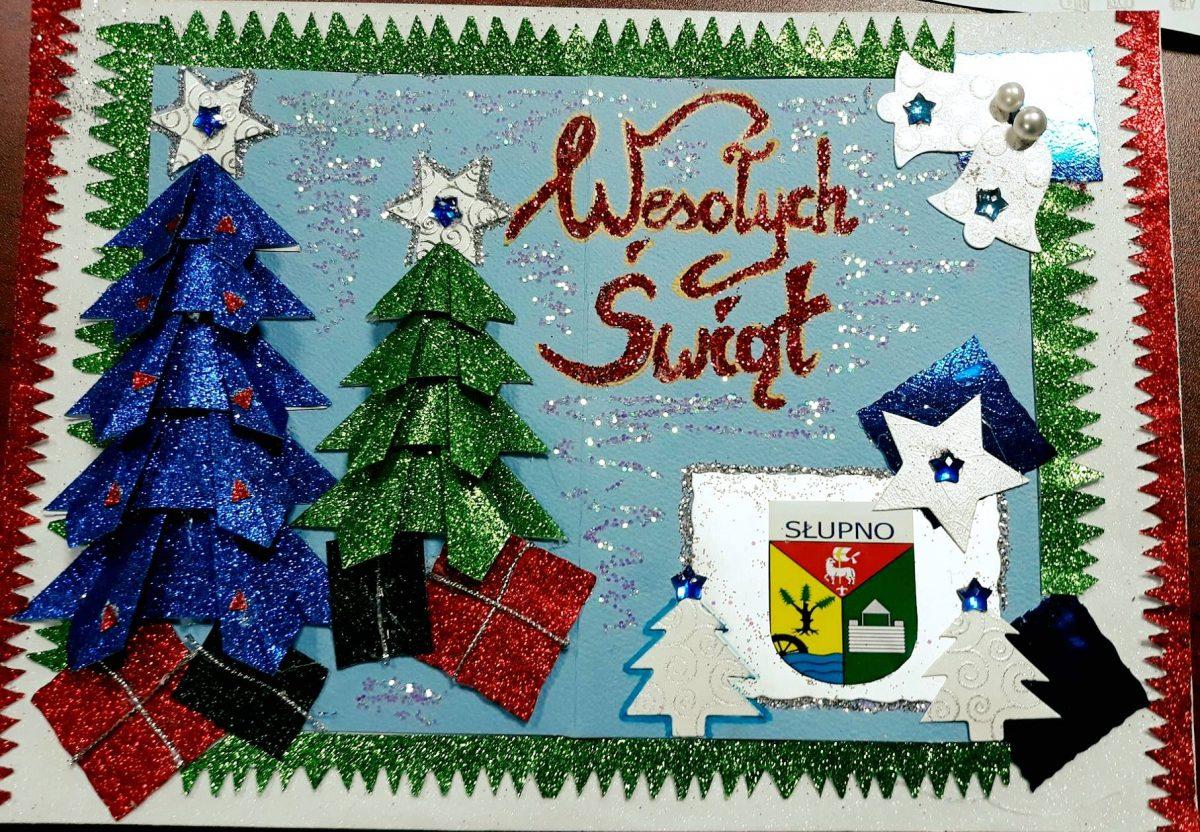 Rozstrzygnięcie konkursu na projekt kartki świątecznej