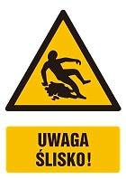 UWAGA ! Oblodzenia !