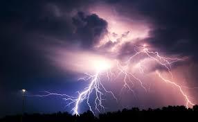 Ostrzeżenie meteorologiczne o możliwości wystąpienia burz z opadami deszczu