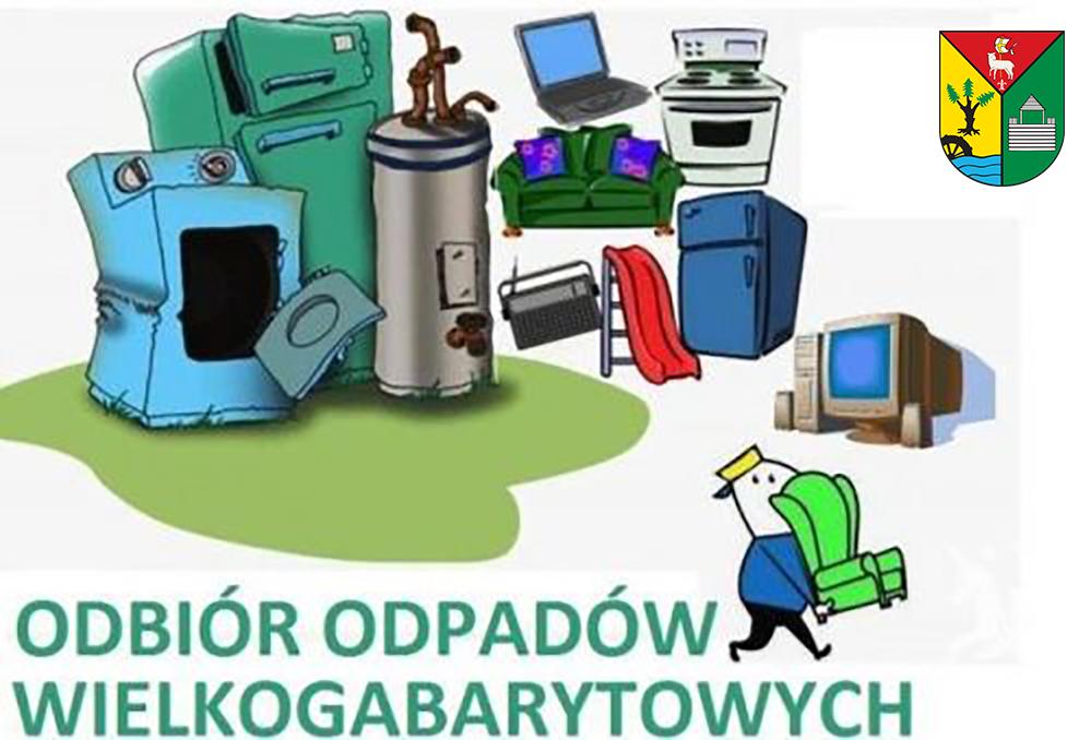 Mobilna zbiórka odpadów wielkogabarytowych w kwietniu