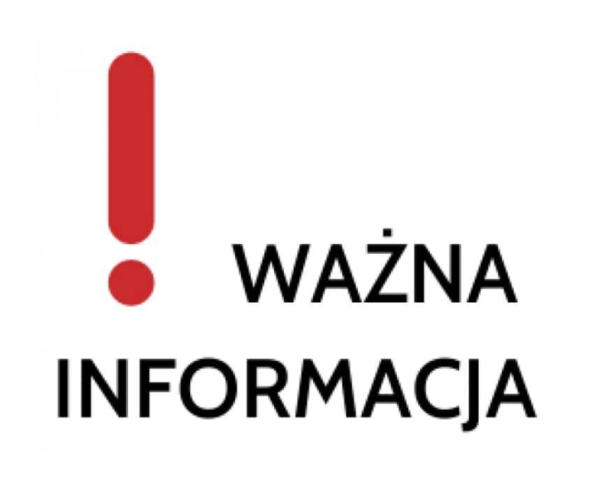 Zmiany w układzie komunikacyjnym w Gminie Słupno od 1 sierpnia.