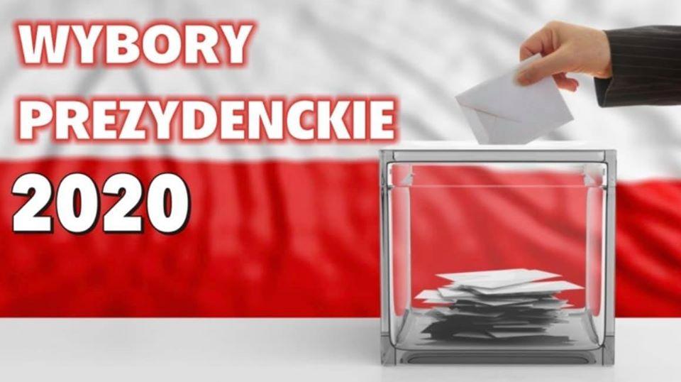 Komunikat dla wyborców dotyczący ponownego głosowania.