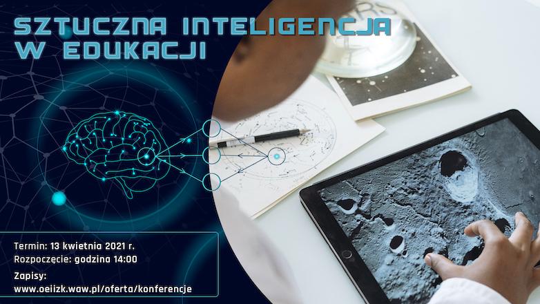 Sztuczna  inteligencja  w  edukacji – szkolenie online